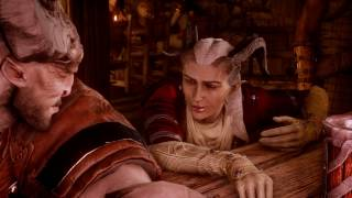 Iron Bull/Adaar Tribute - I Only Wanna Be With You