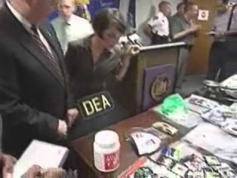 Synthetic Drug Raids In Upstate New York