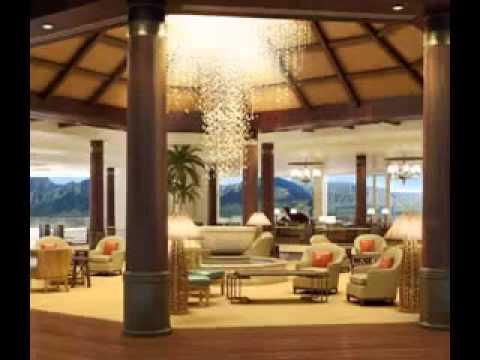 Hawaiian bedroom design decorating ideas - YouTube
