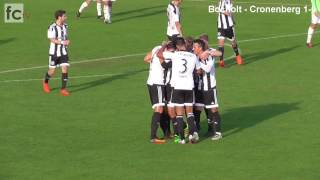 11. Spieltag: 1. FC Bocholt - Cronenberger SC 1:0 (0:0)
