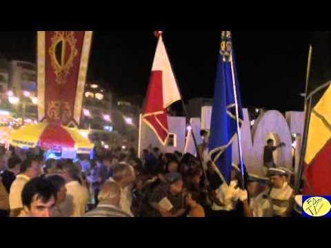 San Giljan Fest primo tempo Malta Islands