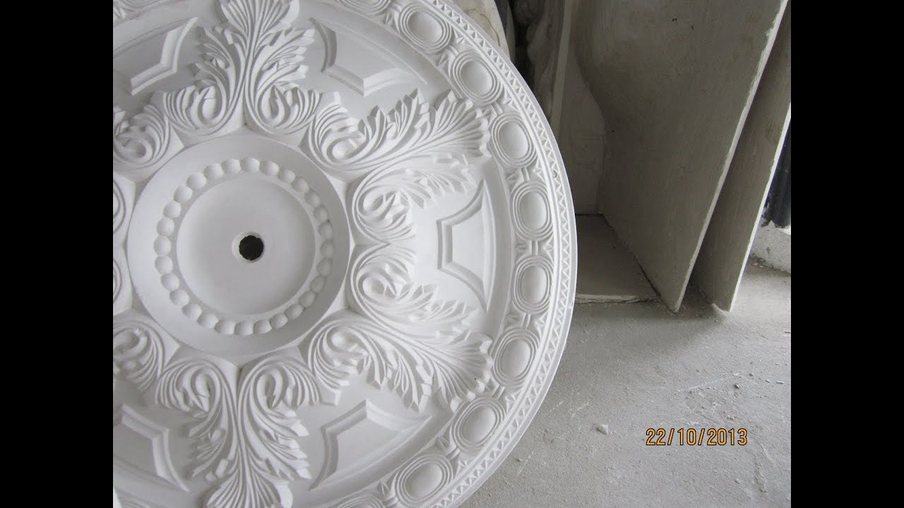 Plaster Of Paris Interior Designs Making Documentary Youtube