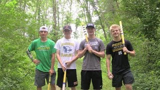 WIFFLE BALL GOLF BATTLE | MLW Wiffle Ball 2018