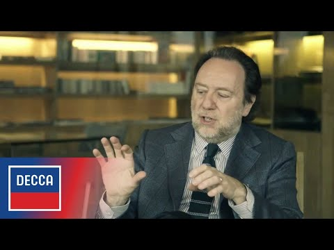 Riccardo Chailly - Brahms Symphony No. 4 - Revised Opening