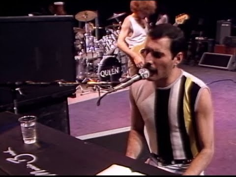 Queen - Live Aid (July 10th, 1985) [Definitive Rehearsal]
