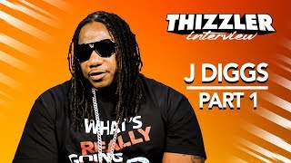 J-Diggs on Thizz Ent sting operation, his best Mac Dre memory, new Vallejo artists & more (Part 1)