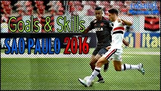 Jonathan Calleri ● Goals & Skills ● São Paulo ● 2016 ● ||HD|| ●