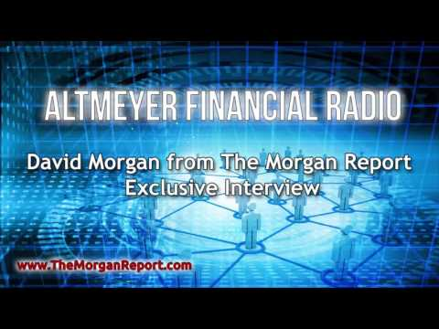 Altmeyer Financial Group - Interview with David Morgan