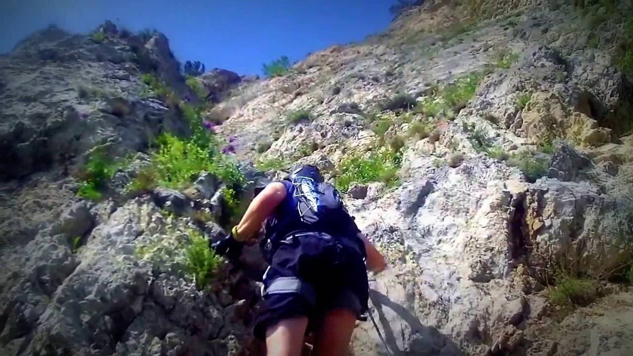 Pittentaler Klettersteig : Pittentaler klettersteig rumpel di pumbel remix youtube