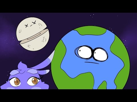 Thumbnail: What Would Happen If The Moon Were Cut In Half? | Dolan Life Mysteries ft. Melissa
