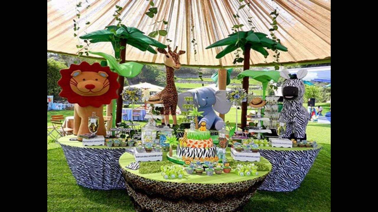 Best african themed party decorating ideas youtube for African party decoration