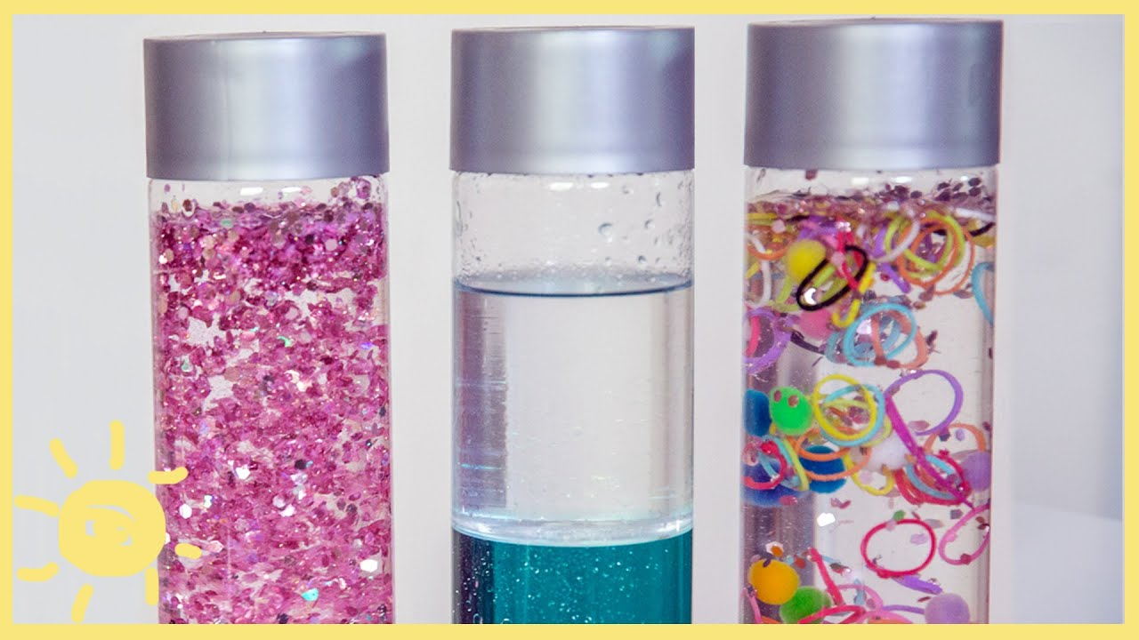 Play Sensory Water Bottles Youtube