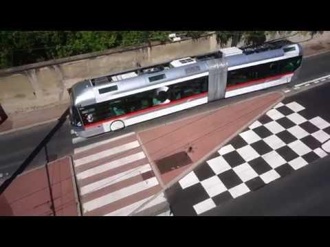Rénovation des trolleybus lyonnais !