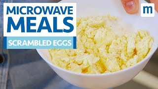 Microwave Scrambled Eggs thumbnail