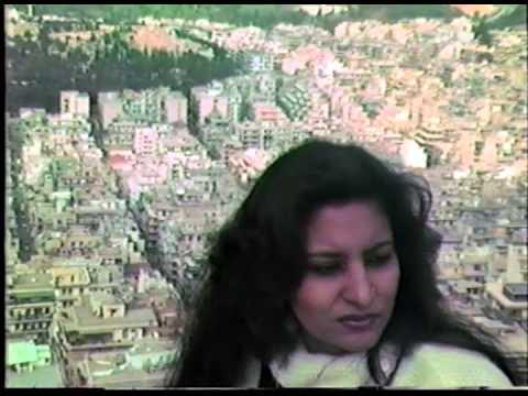 Nadir, Ghazala, and Kashaf Tour Europe in 1986
