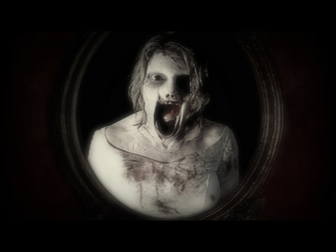 bloody mary in the bathroom mirror scary legend mirror 25163