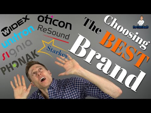 Hearing Aid Brand Vs. Brand | How To Pick?