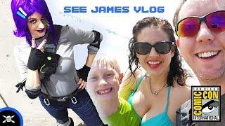 See James Vlog - San Diego Comic-Con 2017