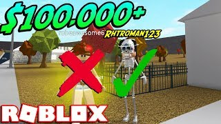 IF YOU WEAR RTHRO, YOU WIN $$$! *$100K* (Roblox)