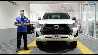 Đánh giá xe Toyota Hilux