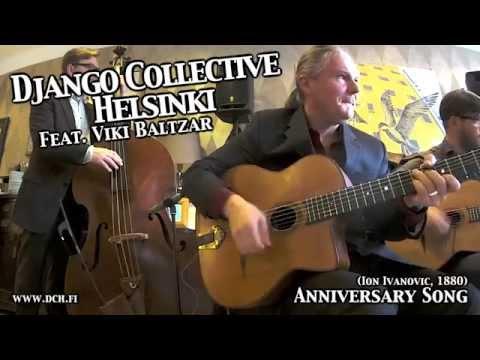 Django Collective Helsinki @ Bulevardi 190915 - whole set