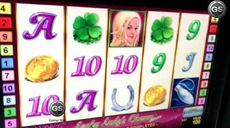 Lucky Lady Charm Deluxe BIG WIN bet 2000