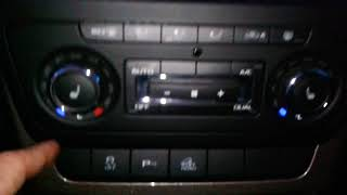 Skoda Yeti (Шкода Йети): Как правильно включить кондиционер в машине