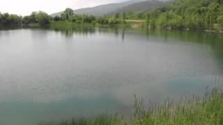 На озере Круглом
