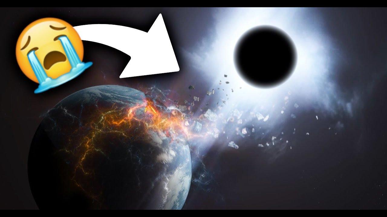 CO BY SIĘ STAŁO GDYBY... Czarne dziury zderzyły się ze sobą   Hiro