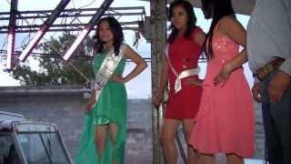 presentacion de candidatas a reyna santa ana hueytlalpan
