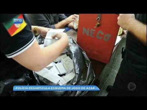 Polícia desarticula esquema de jogo de azar no Rio Grande do Sul