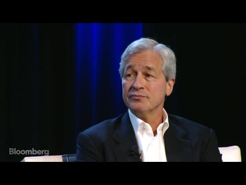 jamie dimon blame bad public policy for slow growth youtube