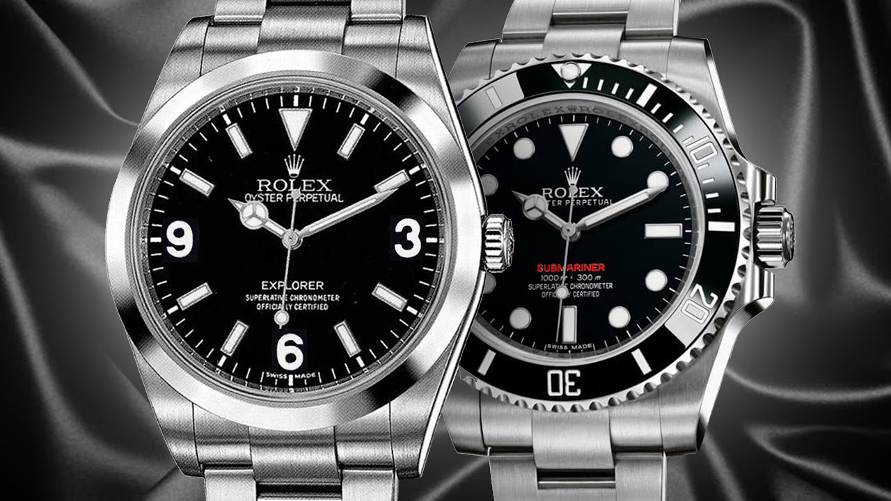 2020 Baselworld Rolex Releases Supply Leak? - YouTube