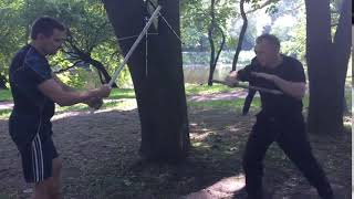 Bataireach Irish Martial Arts Seminar in Saint Peterburg at June 16-17 '18увипынтрэш 1