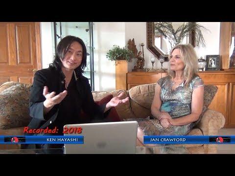 Jan Crawford Interview Miss Dance Drill Team USA 2018