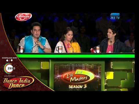 DID L'il Masters Season 3 - Mumbai Auditions - Performance by Joel David