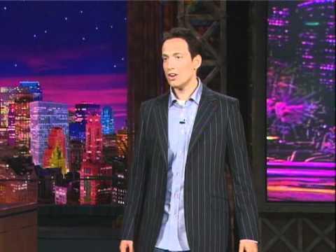 ELON GOLD - Standup Comedian Video