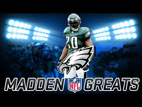 Greatest Players in Madden History CFM   Philadelphia Eagles   McNabb + Dawkins
