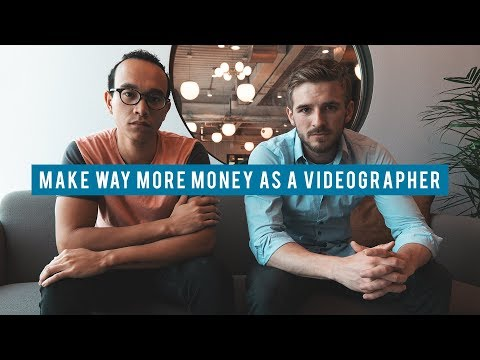 $500 vs $5000 Video : How To Charge WAY More Money as a Videographer