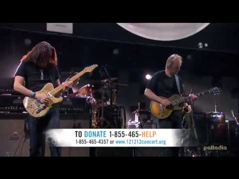 Roger Waters 12 12 12 The Concert For Sandy Relief   High De