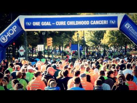 2017 Parkway Run & Walk: Philly Supporting Kids with Cancer