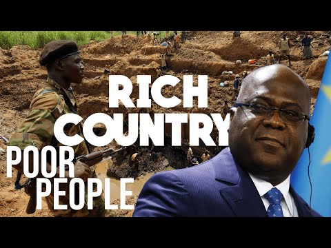 Why is Congo so Poor Despite Having 24 Trillion Dollars Worth Of Minerals?
