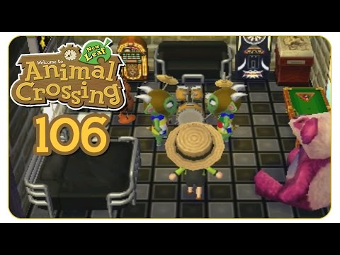 Blanka sorgt für Ärger #106 Animal Crossing: New Leaf - Let's Play
