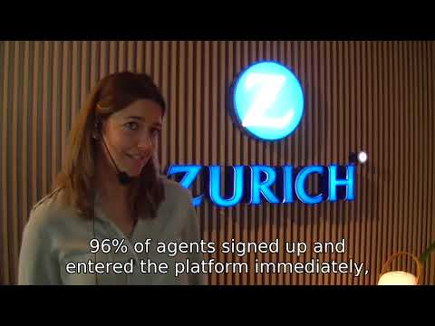 Zurich Insurance boosts an innovation community where its employees cocreate ideas to deliver a better customer service.