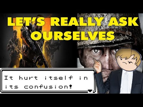 Is Call Of Duty Killing Itself With Over Corrections?  - What Will Kill COD? thumbnail
