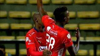 Medellín vs Tolima (Gol de Larry Angulo) Liga Aguila 2018-II | Semifinales Ida