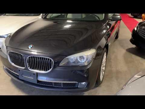 2010 BMW 750LI