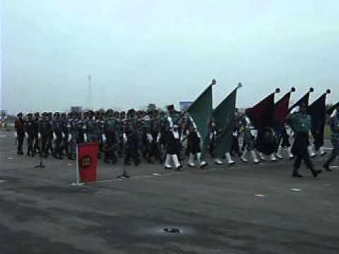 Preparation for National day Parade – 2008, Bangladesh 2
