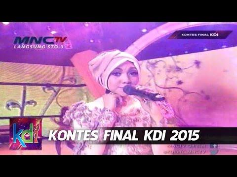 """Khairat """" Pesta Panen """" Padang - Kontes Final KDI 2015 (8/5)"""