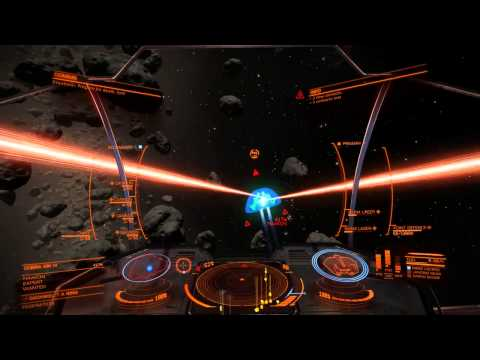 Elite: Dangerous - A New System to Call Home